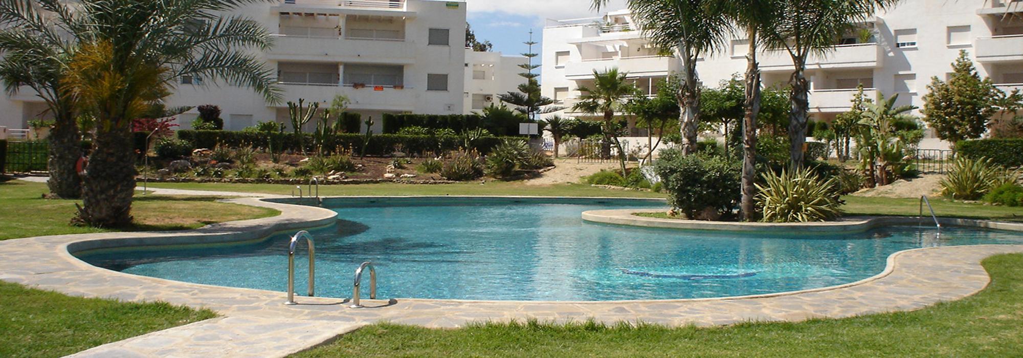 Apartamento. Bergantín. Puerto Rey. Vera Playa