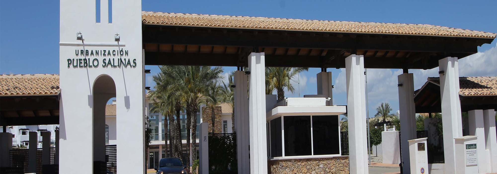 Plaza de aparcamiento. Alcazaba. Vera Playa
