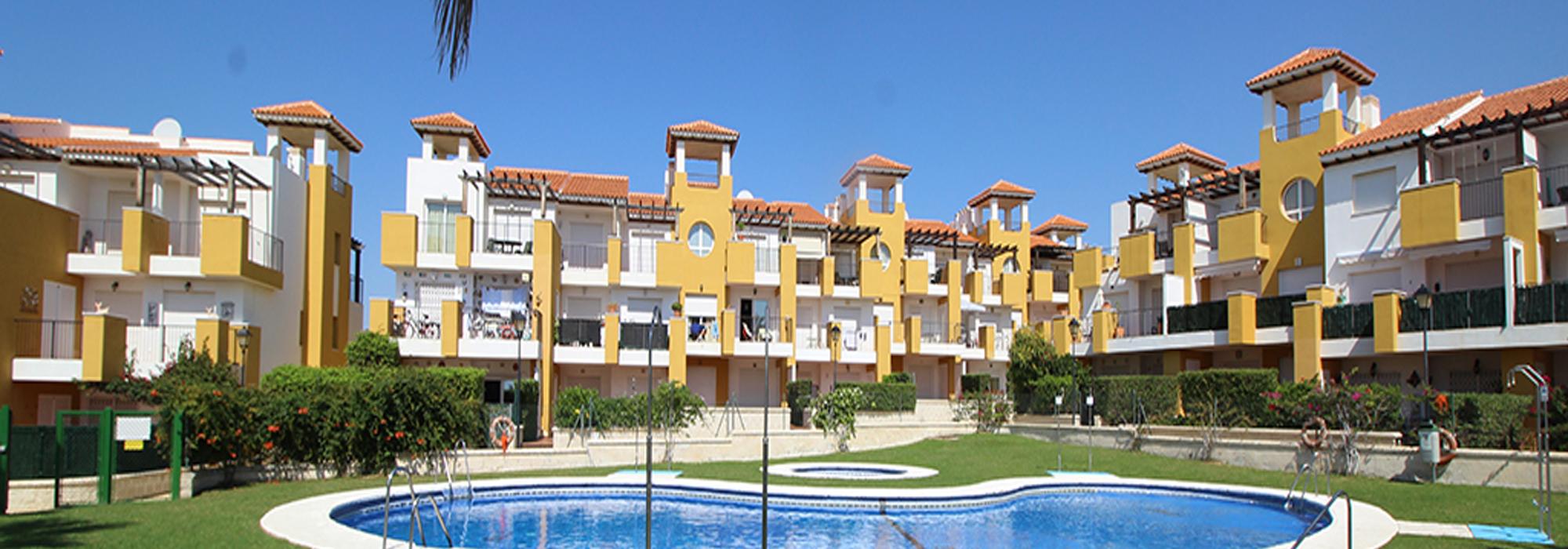 Apartamento. Cañada Julian. Vera Playa