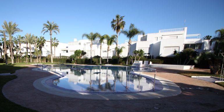 La Aldea piscina